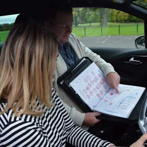 learning to drive manual with automatic licence